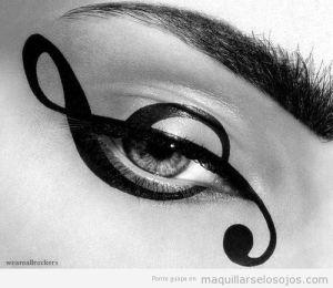 Dibujos a lápiz de ojos (6)