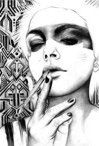 Dibujos a lápiz para tatuajes (10)