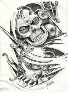 Dibujos a lápiz para tatuajes (11)
