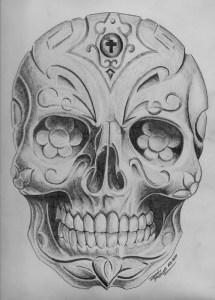 Dibujos a lápiz para tatuajes (12)