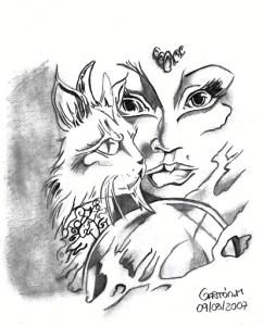 Dibujos a lápiz para tatuajes (13)