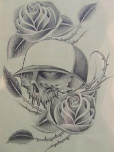 Dibujos a lápiz para tatuajes (3)