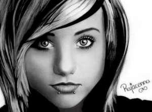 Dibujos a lápiz que parecen reales (3)