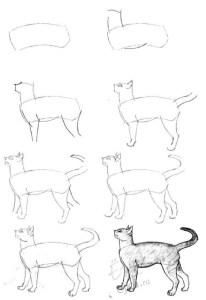 Cómo realizar dibujos a lápiz  (9)