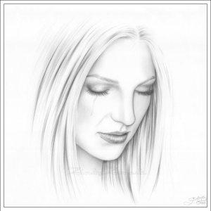 Hermosos dibujos a lápiz de animé (10)