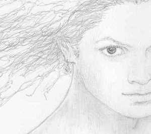 15 imágenes de dibujos a lápiz de boca de mujer (11)