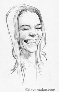 15 imágenes de dibujos a lápiz de boca de mujer (4)
