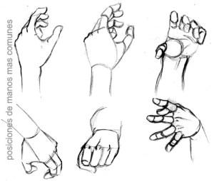 15 imágenes de dibujos a lápiz de manos y pies (6)