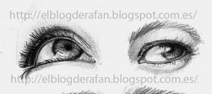 15 opciones de dibujos a lápiz de ojos (4)