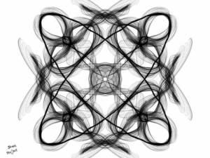 15 opciones de dibujos a lápiz geométricos (6)