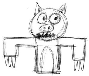 15 opciones de dibujos a lápiz simples para realizar en verano (13)