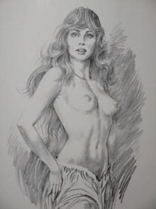 15 opciones para comenzar a realizar dibujos a lápiz de figura humana (3)