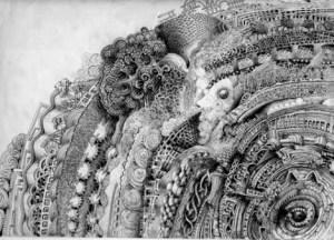 Dibujos abstractos a lápiz (1)