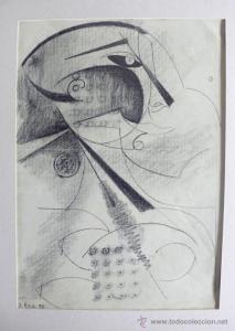 Dibujos abstractos a lápiz (5)