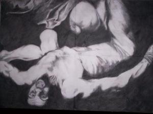 Dibujos en lápiz y carbonilla (15)
