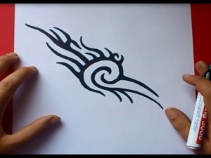Dibujos de tribales (12)