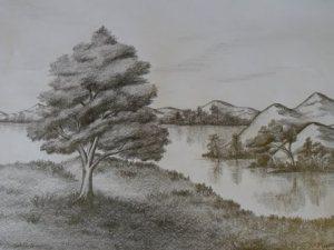 12 Ideas para comenzar a dibujar paisajes (11)