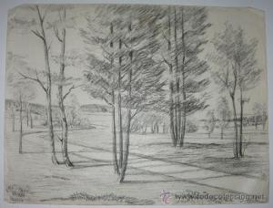 12 Ideas para comenzar a dibujar paisajes (5)