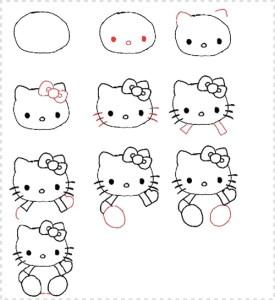 12 Diseños simples para aprender a dibujar (6)