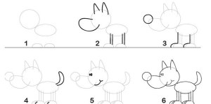12 Diseños simples para aprender a dibujar (7)