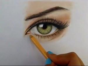 9 Bonitos dibujos a lapiz de color (5)