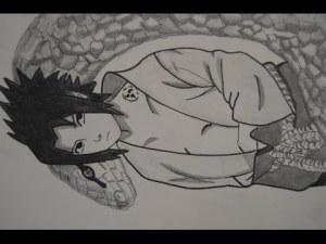 10 Dibujos a lapiz de Naruto (6)