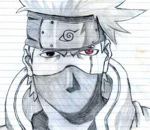 10 Dibujos a lapiz de Naruto (7)