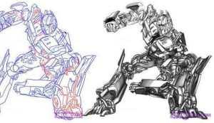 11 Dibujos a lápiz básicos y fáciles (8)