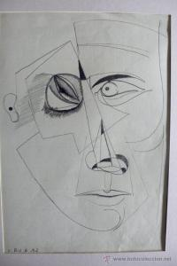 9 Interesantes dibujos a lápiz abstractos (4)
