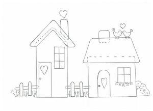 10 Dibujos de casas (7)