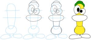 11 dibujos a lapiz faciles para niños (1)