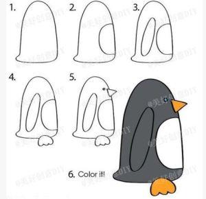 11 dibujos a lapiz faciles para niños (5)