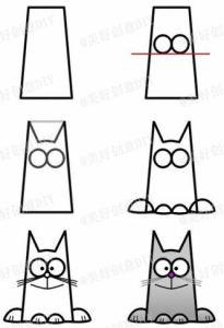 11 dibujos a lapiz faciles para niños (7)