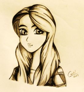 10 dibujos a lápiz de pinterest (8)