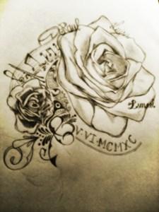 11 dibujos a lápiz para tatuajes (7)