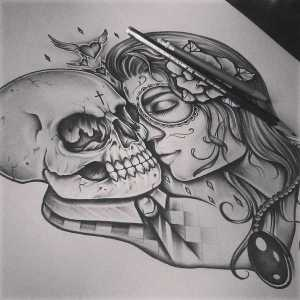 11 dibujos a lápiz para tatuajes (8)