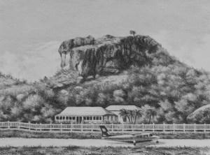 10 Dibujos a lápiz de paisajes (6)
