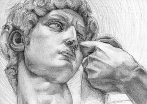 10 dibujos a lápiz grafito (3)