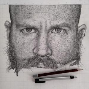 10 sorprendentes dibujos a lápiz hiperrealistas (4)