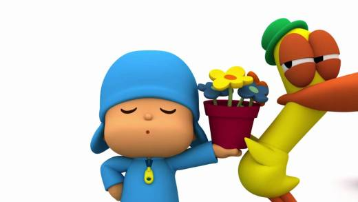 POCOYO Let's Go Pocoyo! – The Garden