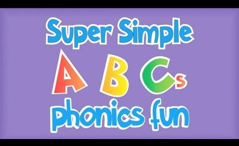 Super Simple ABCs Phonics Song: R – Z