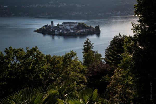 San Giulio sur le Lac d'Orta