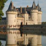 Sully sur Loire Castle, Centre, France