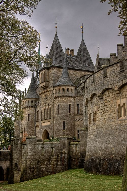 Marienburg Castle, Hanover, Germany
