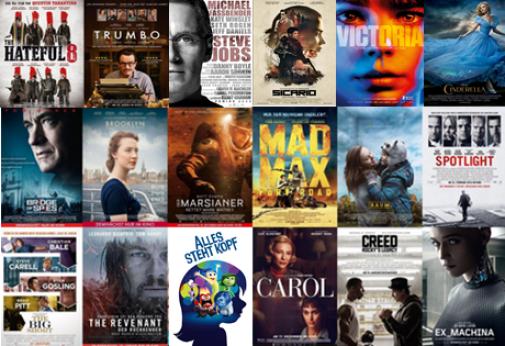 Oscar Wahl 2016 Finale