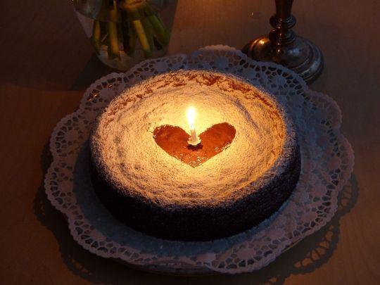 perfect chocolate cake  15 © www.dieblauenstunden.com