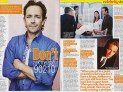 """Luke Perry """"Don't ask me about 90210.""""  TV Soap"""