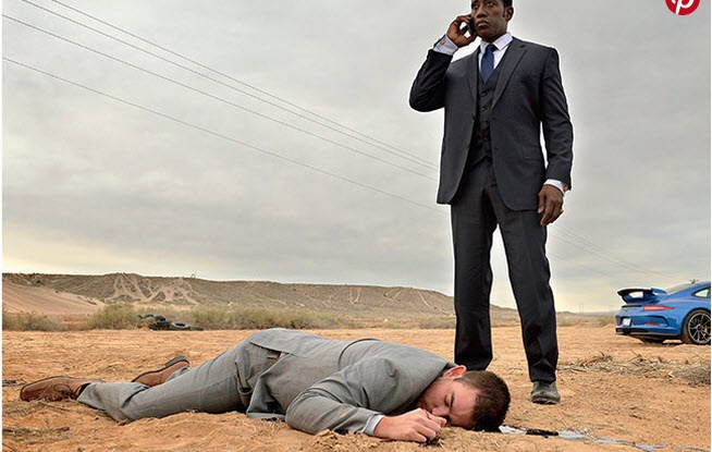 Wesley Snipes Talks NBC's 'The Player' Vegas Magazine