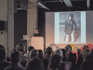 VALIE EXPORT Center, Symposium, am Tag der Eröffnung. Foto Violetta Wakolbinger