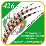 Logo  426 Jahre